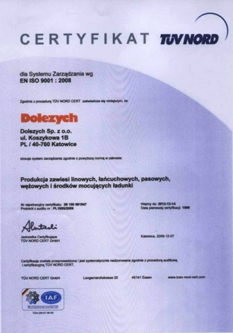 dolezych iso maly
